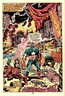Extrait de Captain America (1968) -193- The madbomb screamer in the brain!