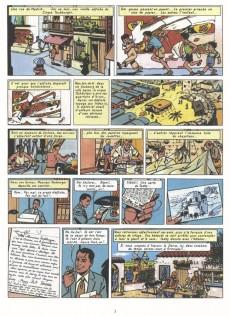 Extrait de Pom et Teddy (BD Must) -4- Le secret du Balibach