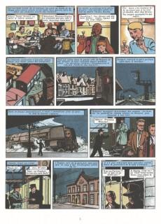 Extrait de Pom et Teddy (BD Must) -2- Le microfilm
