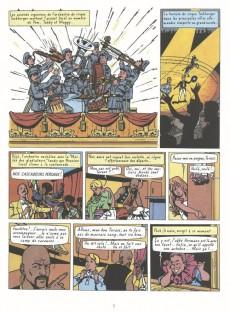 Extrait de Pom et Teddy (BD Must) -8- Des copains et des hommes