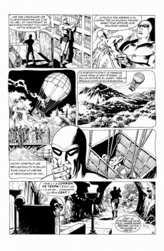Extrait de Phantom (The) (Mitton) -4- La vengeance de Hoogan / Le marais des vents éternels