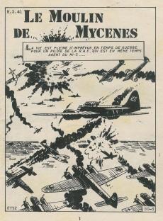 Extrait de Z33 agent secret -130- Le moulin de Mycènes