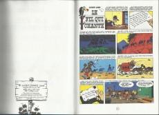 Extrait de Lucky Luke -46Pub- Le Fil qui chante