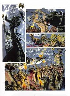 Extrait de Chroniques Barbares -2- La loi des Vikings