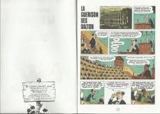 Extrait de Lucky Luke -44Pub- La Guérison des Dalton