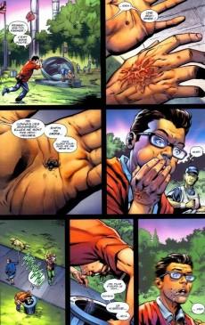 Extrait de Season One (100% Marvel) -1- Spider-Man