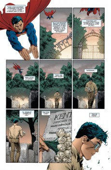 Extrait de DC Saga -3- Numéro 3