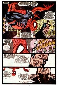 Extrait de The amazing Spider-Man Vol.1 (Marvel comics - 1963) -331- The death standard