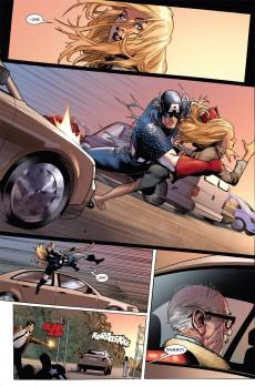 Extrait de Captain America (2011) -INT01- Captain America by Ed Brubaker Volume 1