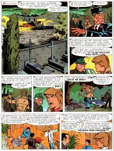 Extrait de Ric Hochet - La collection (Hachette) -22- Alerte aux extra-terrestres !