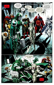 Extrait de Marvel Universe (Panini - 2012) -3- Annihilators 1/2