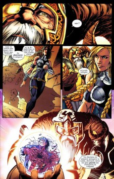 Extrait de Fear Itself : the Fearless (Panini) -3- The Fearless (3/6)