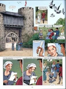 Extrait de Le trésor du Puy du Fou -3- Le sang des chevaliers