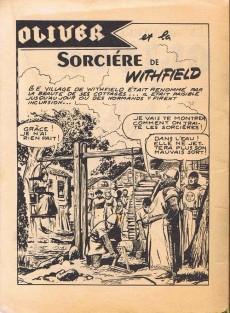 Extrait de Oliver -1- La sorcière de Withfield