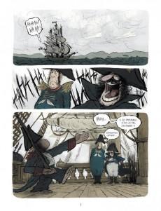 Extrait de Le singe de Hartlepool - Le Singe de Hartlepool