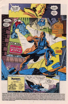Extrait de Ravage 2099 (Marvel comics - 1992) -1- Issue 1