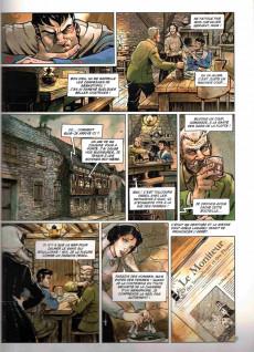 Extrait de Histoires de Bretagne -3- Le gardien du feu (Partie 1)