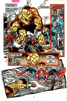 Extrait de The amazing Spider-Man Vol.1 (Marvel comics - 1963) -335- Shocks!