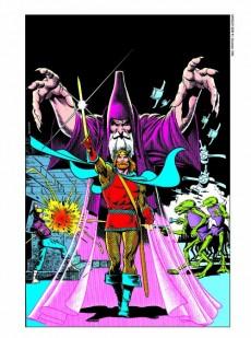 Extrait de (AUT) Bolland (en anglais) - Cover story: The DC Comics Art of Brian Bolland