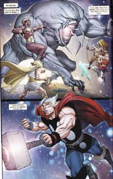 Extrait de Thor (Marvel France 2e série) -2- Briseur de Mondes
