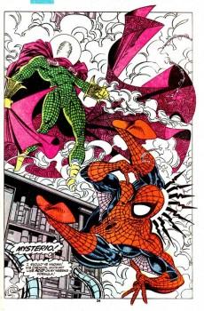 Extrait de The amazing Spider-Man Vol.1 (Marvel comics - 1963) -338- Death from above