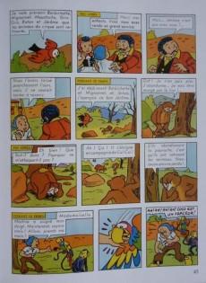 Extrait de Sylvain et Sylvette (02-série : nouvelles aventures de Sylvain et Sylvette) -1a2011- Le cirque en danger