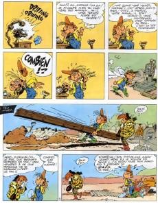 Extrait de Pierre Tombal -1b1993- Les 44 premiers trous