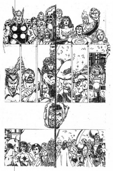 Extrait de JLA/Avengers (2003) -INTHC2- JLA/Avengers: The Collector's Edition Compendium