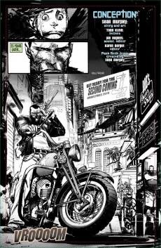 Extrait de Punk Rock Jesus (2012) -1- Volume 1/6