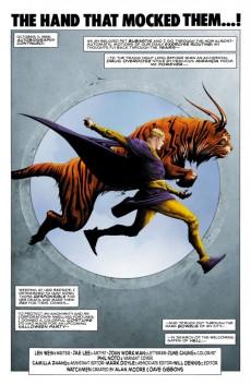 Extrait de Before Watchmen: Ozymandias (2012) -2- Ozymandias (2 of 6) - The hand that mocked them...!