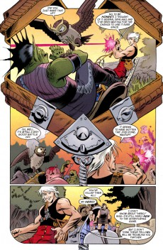 Extrait de Jack of Fables (2006) -INT08- The Fulminate Blade