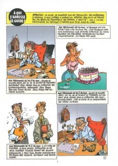Extrait de Le guide -6d12- Le guide de la quarantaine