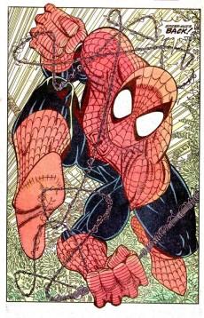 Extrait de The amazing Spider-Man Vol.1 (Marvel comics - 1963) -343- War garden!