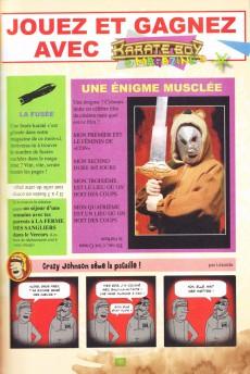 Extrait de Karaté Boy le dernier homme sur terre - L'Intégrale des Karaté Boy Magazine de 1986/1987