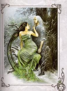 Extrait de Gothic Faërie - Le temps de la forêt