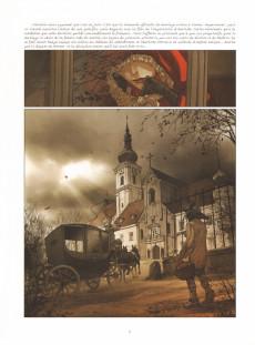 Extrait de La guerre des Sambre - Werner & Charlotte -3- Chapitre 3 - Hiver 1768 : Votre enfant, Comtesse...