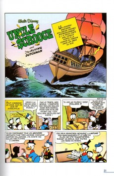 Extrait de La dynastie Donald Duck - Intégrale Carl Barks -9- Le Trésor du Hollandais volant et autres histoires (1958-1959)