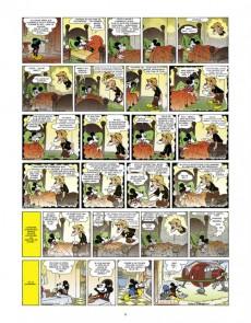 Extrait de Mickey Mouse (L'âge d'or de) -4- Mickey à l'âge de pierre et autres histoires (1940-1942)