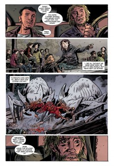 Extrait de B.P.R.D. Hell on Earth (2010) -INT02- Gods and Monsters