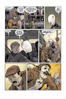 Extrait de B.P.R.D. Hell on Earth (2010) -INT03- Russia