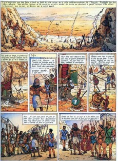 Extrait de Orion - La collection (Hachette) -3- Le Pharaon