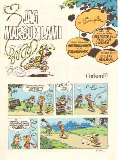 Extrait de Spirous äventyr -24- Jag Marsupilami