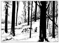 Extrait de Lincoln -7ES- Le Fou sur la Montagne