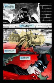 Extrait de Batwoman -1- Hydrologie