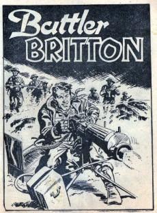 Extrait de Battler Britton -72- Le vrai devoir