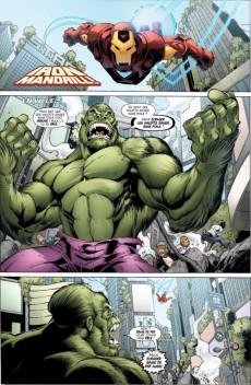 Extrait de Marvel Apes Prime Eight -1- Volume 1
