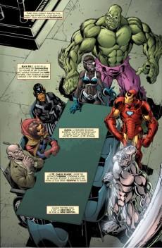 Extrait de Marvel Apes Prime Eight -2- Volume 2