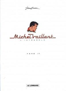 Extrait de Michel Vaillant (Intégrale) -17- L'intégrale n°17