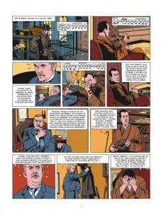 Extrait de Sherlock Holmes (Les Archives secrètes de) -2- Le Club de la mort