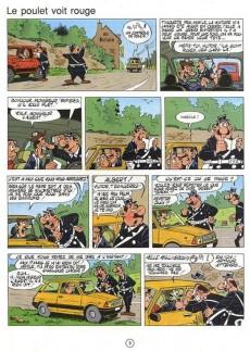 Extrait de L'agent 212 -11b2005- Sifflez dans le ballon !